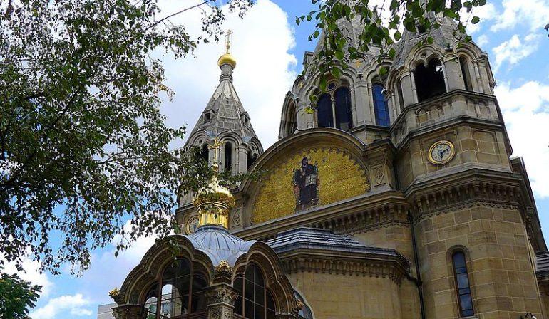 Histoire de la Cathédrale Saint Alexandre Nevsky - Le Paris de l'Immobilier